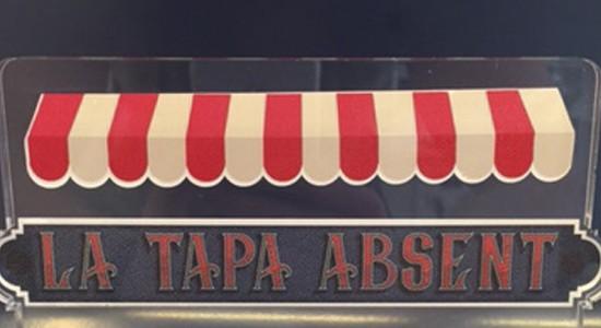 """Entrega del trofeo Plat i Got a la """"Tapa aAbsent"""" en la ciudad de Tortosa"""